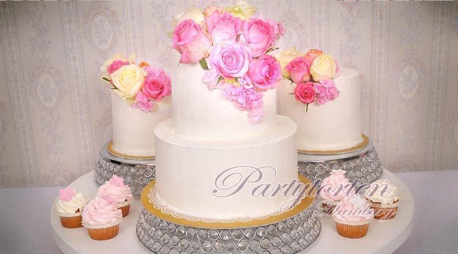 Partytorten Ihre Individuelle Hochzeitstorte