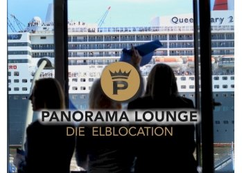 Elblocation Panorama Lounge Hamburg